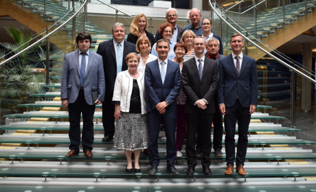 Department of International Business welcomes new colleagues