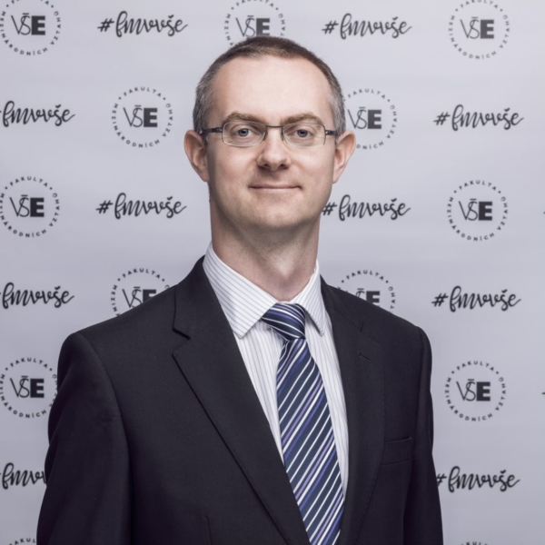 Deputy Head of Department Ing. Radek Čajka, Ph.D.