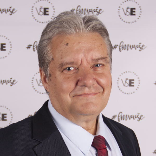 Ing. Jaroslav Halík, MBA, Ph.D.