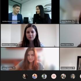 ŠKODA AUTO – Nejlepší týmové prezentace pro kurz Mezinárodní marketing