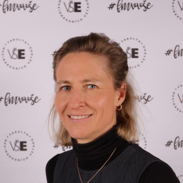 Ing. Markéta Lhotáková, Ph.D.