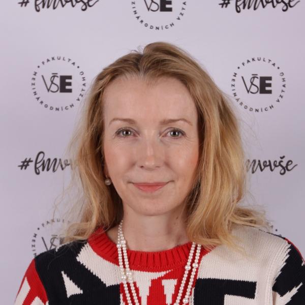 Ing. Květa Olšanová, Ph.D.