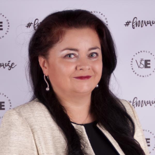 doc. Ing. Zuzana Křečková Kroupová, M.A., Ph.D.